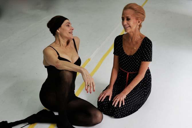 ENTRETIEN ANSELMO ZOLLA - Critique sortie Danse Paris Théâtre de la Porte Saint-Martin