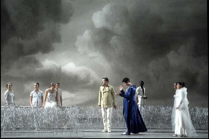 DON GIOVANNI DE MOZART - Critique sortie Classique / Opéra Versailles Opéra Royal du Château de Versailles
