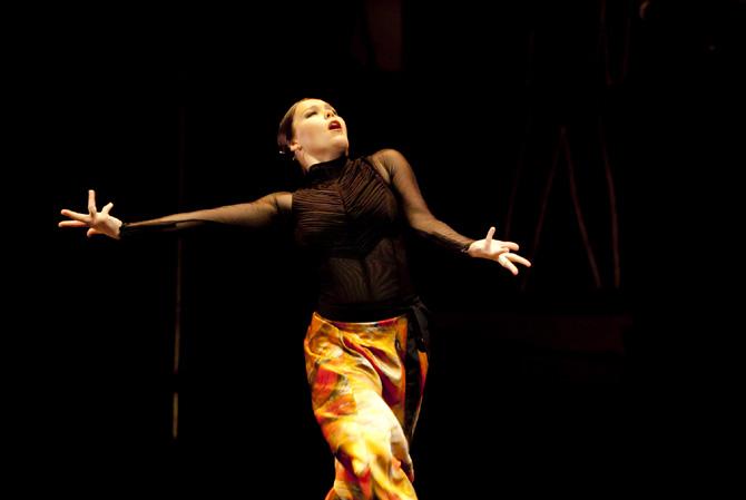 Biennale d'art flamenco - Critique sortie Danse Paris Théâtre national de Chaillot