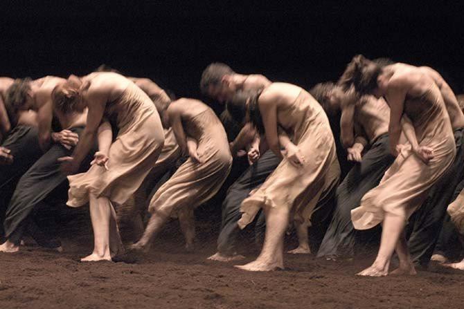 Sacres du Printemps - Critique sortie Danse Paris Théâtre des Champs-Élysées