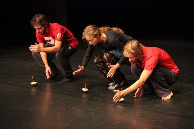 Uzès Danse - Critique sortie Danse Uzès Lieux de représentation divers