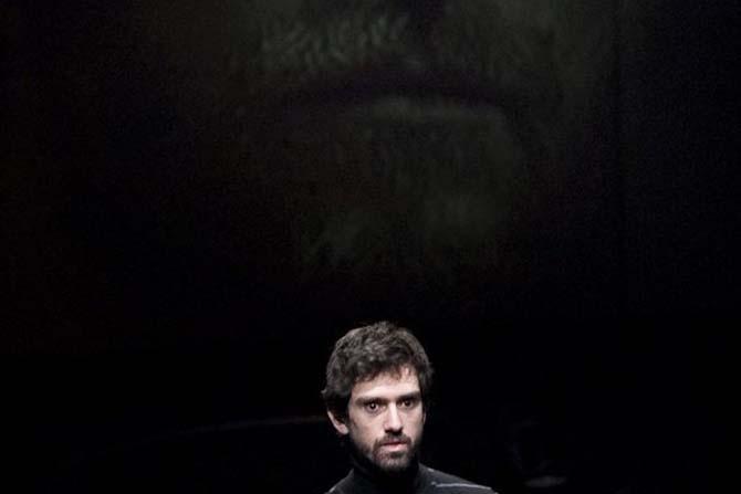 Combat avec l'ombre - Critique sortie Avignon / 2013 Avignon Théâtre des Doms