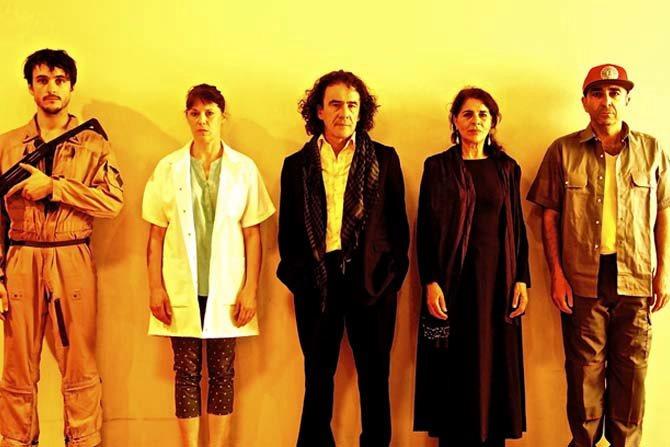 La Carte du Temps (3 visions du Moyen-Orient) - Critique sortie Avignon / 2013 Avignon Théâtre des Halles