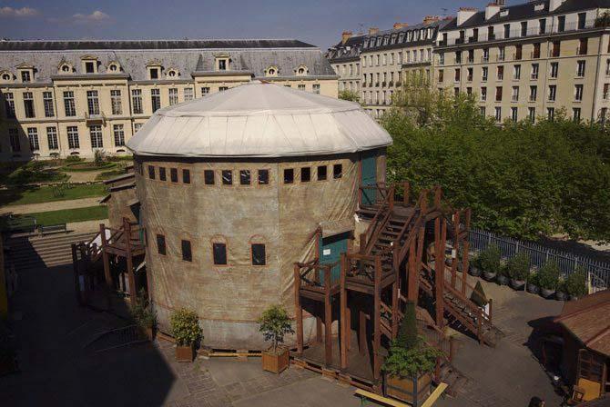 La Tour Vagabonde - Critique sortie Théâtre Paris Cité Internationale des Arts