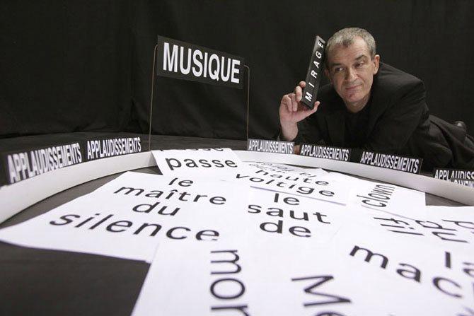 Le cirque de mOts - Critique sortie Avignon / 2013 Avignon Espace Alya