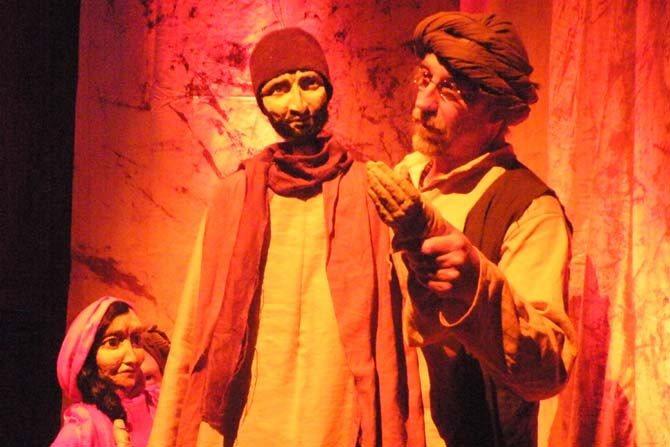 Les Hirondelles de Kaboul - Critique sortie Avignon / 2013 Avignon Théâtre de l'Alizé