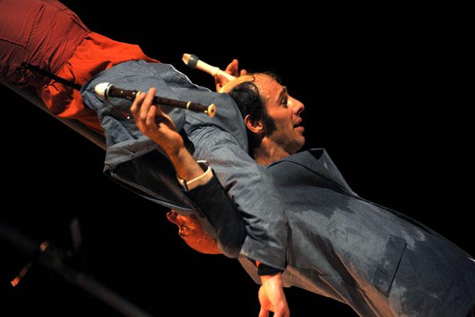 O temps d'O - Critique sortie Avignon / 2013 Avignon Îlot Chapiteau sur l'Ile de la Barthelasse
