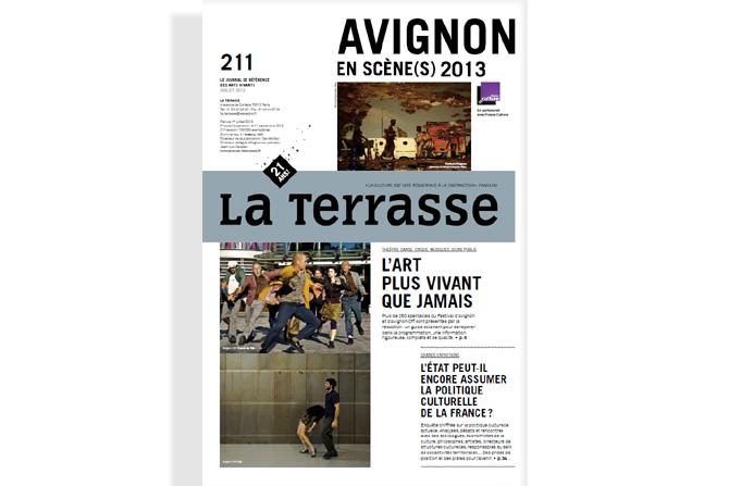 Péril en la demeure - Critique sortie Avignon / 2013