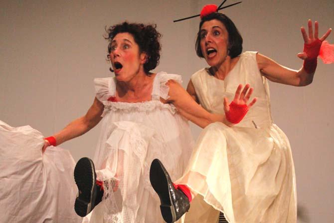 Au Bois dormant - Critique sortie Avignon / 2013 Avignon L'Albatros Théâtre