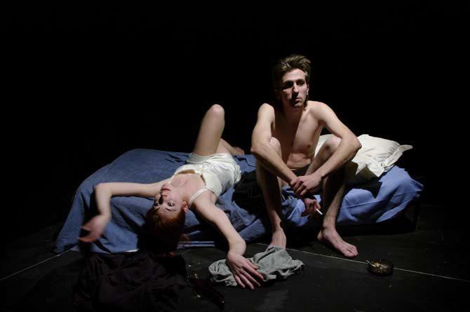 Autour de ma pierre il ne fera pas nuit - Critique sortie Avignon / 2013 Avignon La Fabrik'