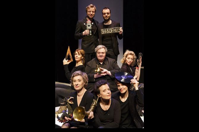 Cabaret Boris Vian - Critique sortie Théâtre Paris Studio-Théâtre de la Comédie-Française