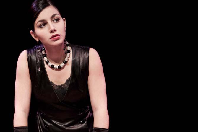 Callas - Critique sortie Avignon / 2013 Avignon Théâtre des Halles