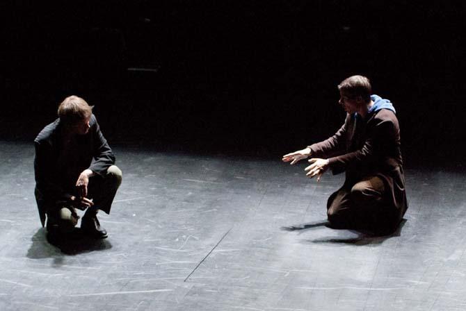 DANS LA SOLITUDE DES CHAMPS DE COTON - Critique sortie Avignon / 2013 Avignon Fabrik' Théâtre