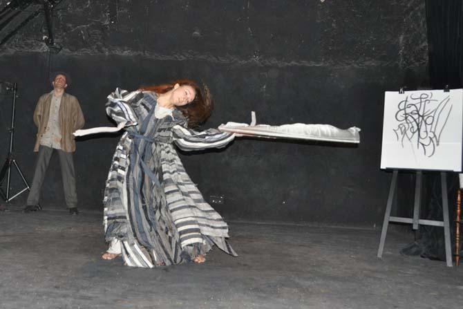 Danser Baudelaire… - Critique sortie Avignon / 2013 Avignon THEATRE DU BOURG NEUF Avignon off