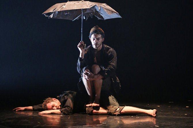 Dos à deux, deuxième acte - Critique sortie Avignon / 2013 Avignon PRESENCE PASTEUR-SALLE MARIE GERARD