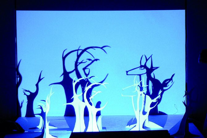 Festival Théâtr'enfants - Critique sortie Avignon / 2013 Avignon Maison du Théâtre pour enfants