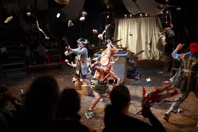 Furies - Critique sortie Théâtre Châlons-en-Champagne