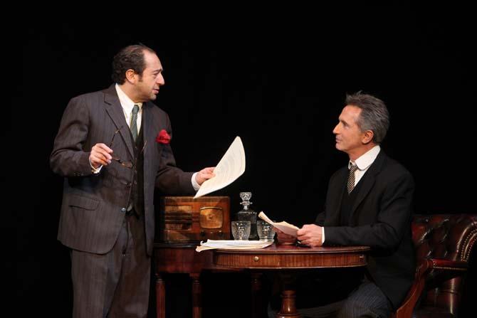 Inconnu à cette adresse - Critique sortie Avignon / 2013 Avignon Théâtre du Chêne Noir