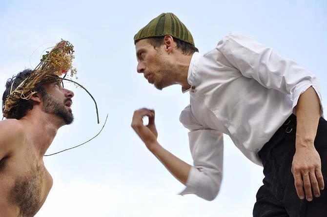 King Lear Fragment - Critique sortie Avignon / 2013 Avignon Théâtre des Halles