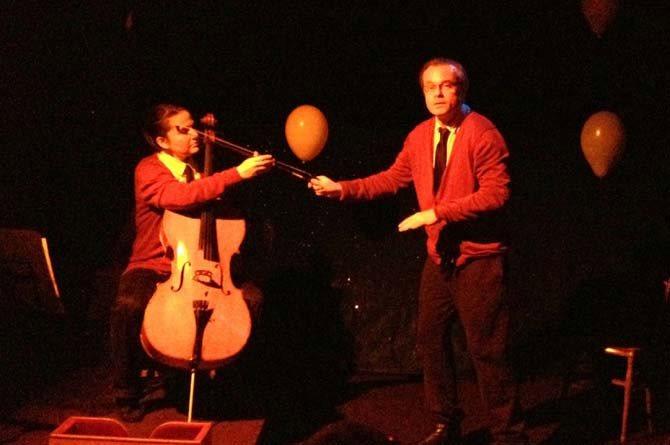 L'Homme violoncelle - Critique sortie Avignon / 2013 Avignon Théâtre au coin de la Lune