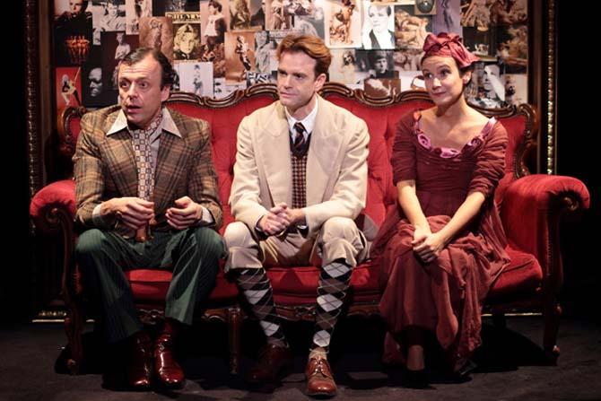 L'importance d'être Constant - Critique sortie Avignon / 2013 Avignon THEATRE LAURETTE Avignon