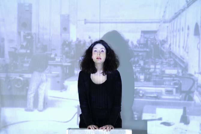 Le Peuple de la nuit - Critique sortie Avignon / 2013 Avignon Le Petit Louvre