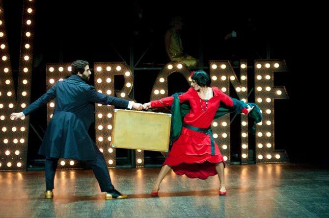 Les Jumeaux vénitiens - Critique sortie Avignon / 2013 Avignon Le Petit Louvre
