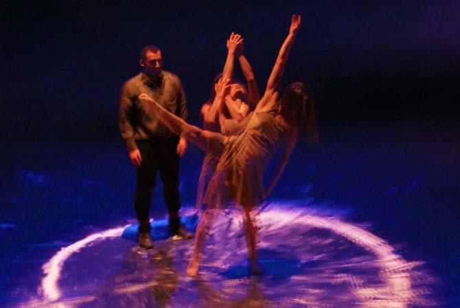 L'Oubli des Anges - Critique sortie Avignon / 2013 Avignon THEATRE DU BALCON Avignon Off
