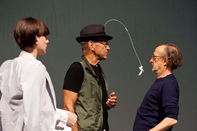 Sous le regard du Vésuve - Critique sortie Théâtre Napoli Teatro Festival Italia
