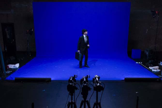 Vision - Critique sortie Avignon / 2013 Avignon Théâtre des Doms