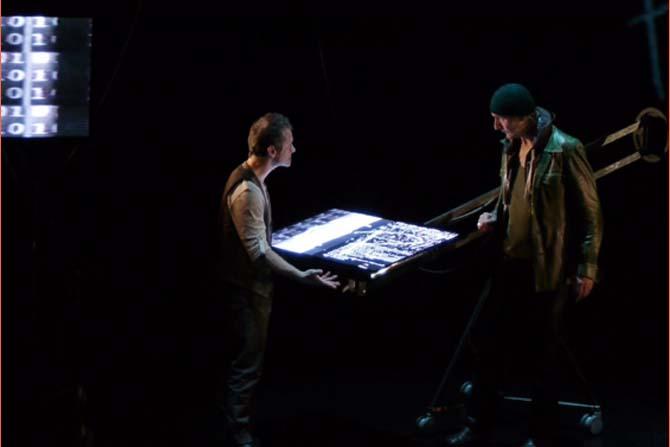 Vivarium S01E02 - Critique sortie Avignon / 2013 Avignon Théâtre Girasole