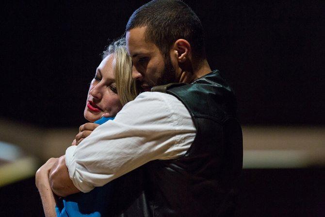 Les Amours vulnérables de Desdémone et Othello - Critique sortie Théâtre Nanterre Théâtre Nanterre-Amandiers