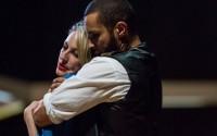 Desdémone et Othello, ou l'amour menacé.  © Alain Scherer