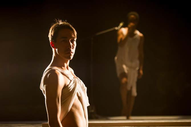 Antigone Sr / Twenty looks or Paris is burning at the Judson Church (L) - Critique sortie Danse Paris Centre Pompidou