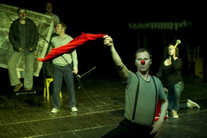 Antiteatre - Critique sortie Théâtre Paris Théâtre de la Bastille