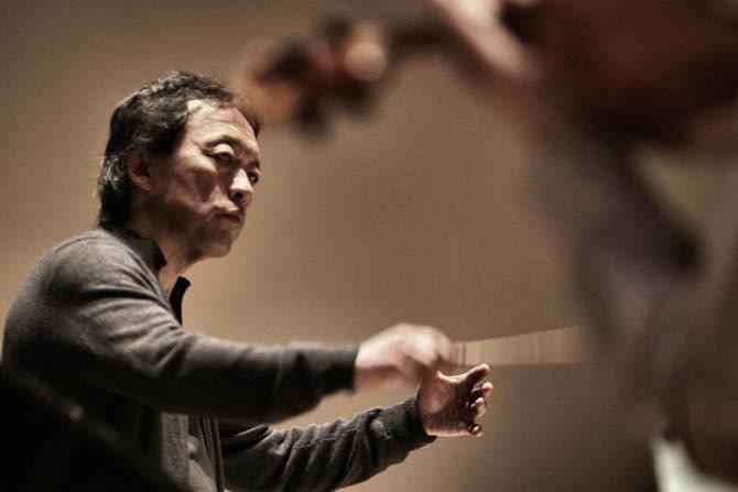 Myung-Whun Chung et Daniele Gatti - Critique sortie Classique / Opéra Paris Salle Pleyel