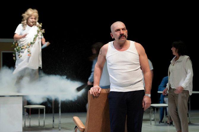 Entretien Dominique Pitoiset - Critique sortie Théâtre Paris THEATRE DE L'ODEON