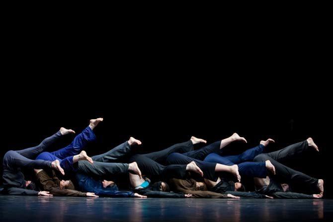 Les jeunes pousses de Danse Elargie - Critique sortie Danse Paris Théâtre de la Ville
