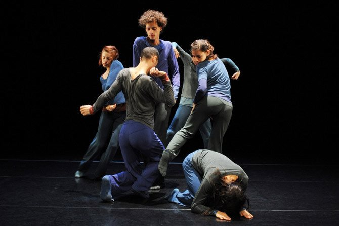 Rentrée chargée à la Briqueterie - Critique sortie Danse Vitry-sur-Seine La Briqueterie