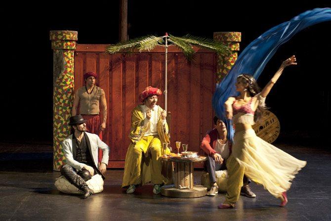 Ali Baba - Critique sortie Théâtre Marseille La Criée