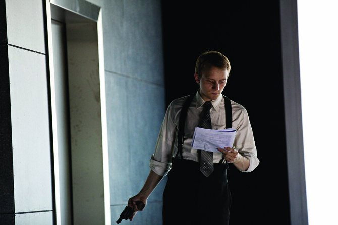 Chapitres de la chute - Critique sortie Théâtre SAINT ETIENNE La Comédie de Saint-Etienne