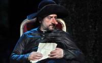 Patrick Pineau dans le rôle de Cyrano.  © Marie Clauzade