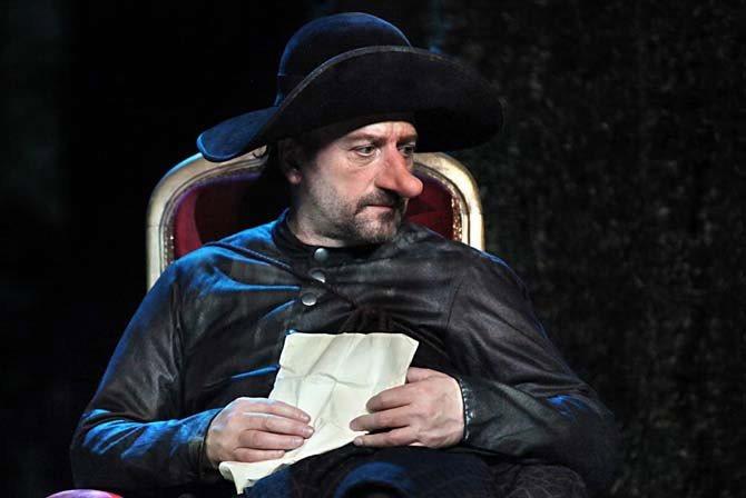 Cyrano de Bergerac - Critique sortie Théâtre Bobigny MC93