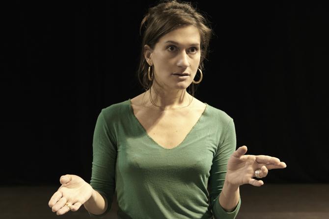 Encyclopédie de la parole - Critique sortie Théâtre Paris Maison de la Poésie