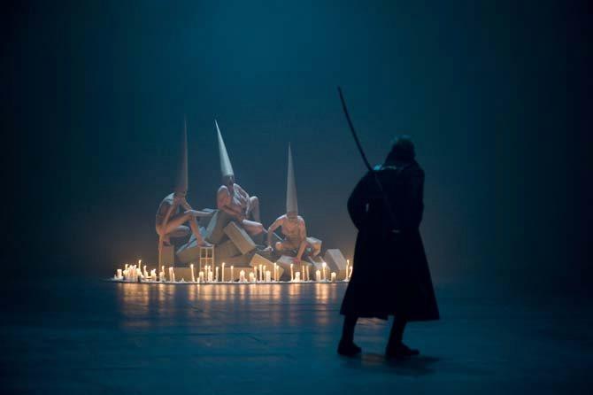 Macbeth - Critique sortie Théâtre Nanterre Théâtre Nanterre-Amandiers