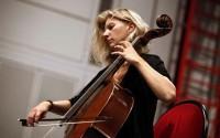 Ophélie Gaillard et son ensemble Pulcinella sont en résidence au Festival baroque de Pontoise. © Caroline Doutre