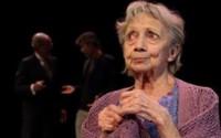 Françoise Bertin, résidente d'une maison de retraite. Où en est-elle de son bien-être ?  ©  Michel Cavalca