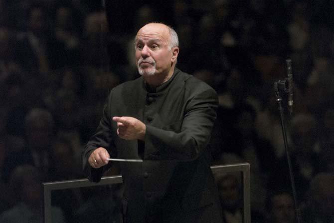 David Zinman - Critique sortie Classique / Opéra Paris Salle Pleyel