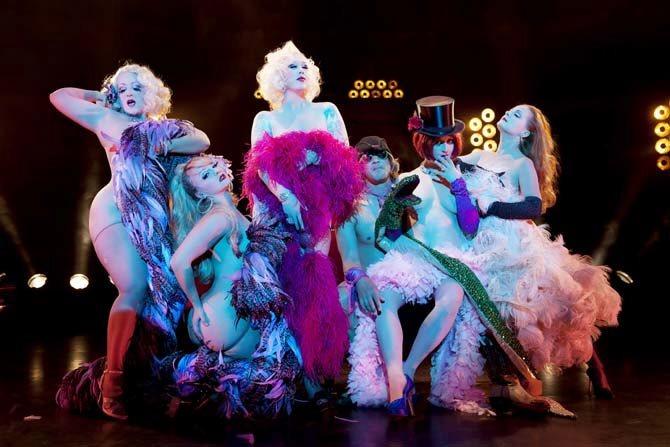Cabaret New Burlesque (nouveau spectacle) - Critique sortie Théâtre Paris Théâtre du Rond-Point