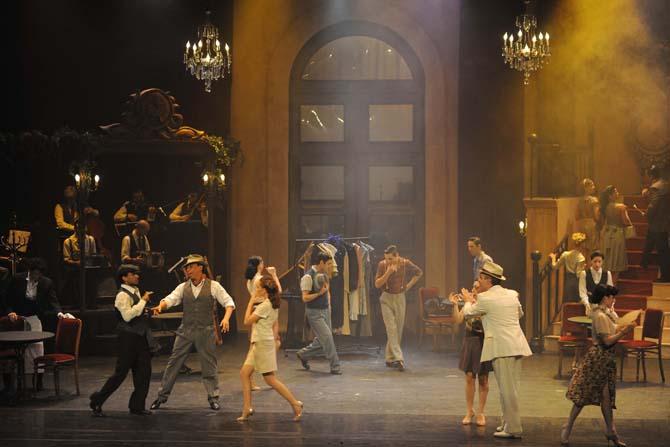 Chantecler Tango - Critique sortie Danse Paris Théâtre du Châtelet